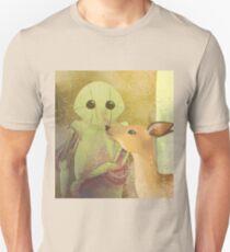 Robot and Deer T-Shirt