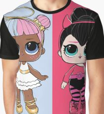 L.O.L Surprise - Sugar and Spice Graphic T-Shirt