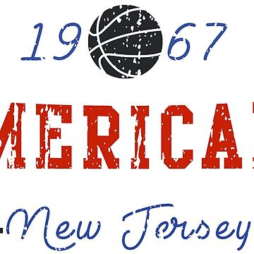 New Jersey Americans by HomePlateCreate