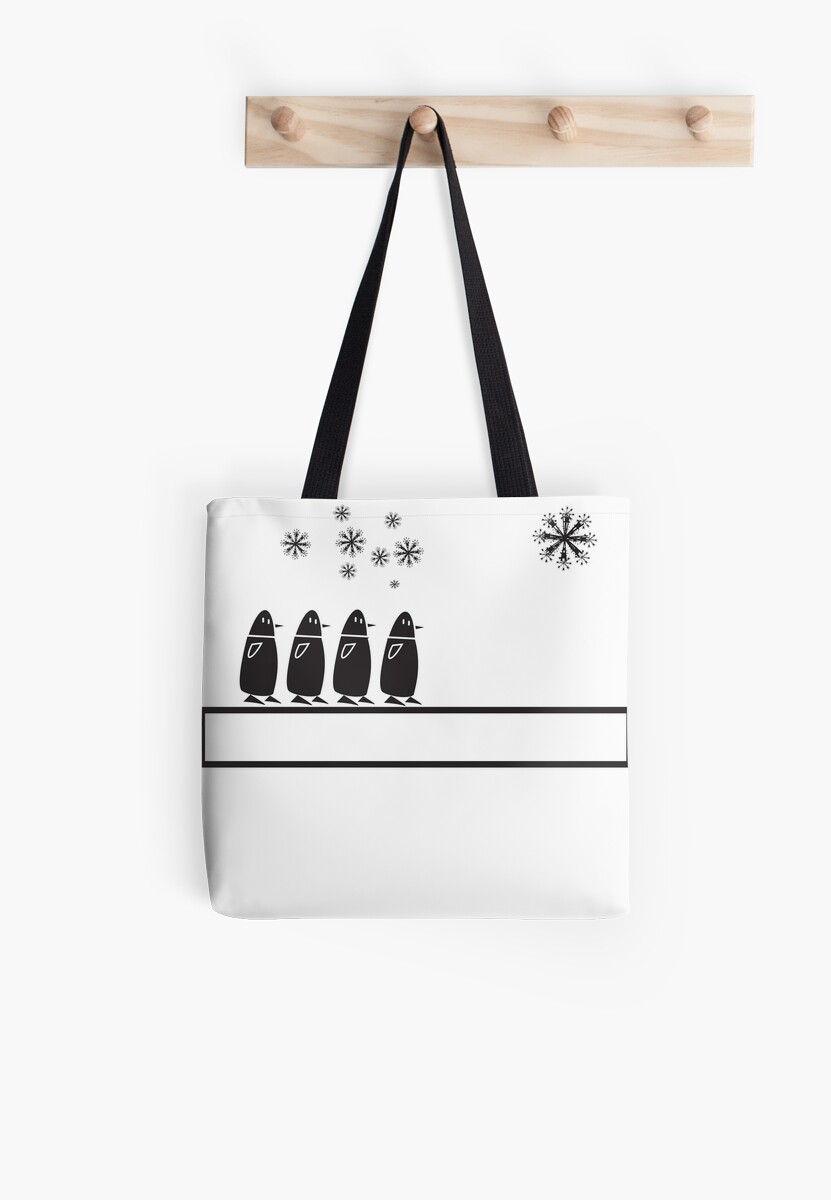 Penguins  by green-hamster