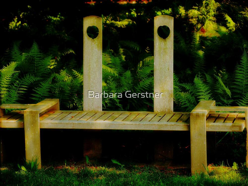 Unique Seat by Barbara Gerstner