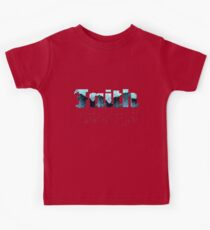 Melting Ice Typography Kids Clothes