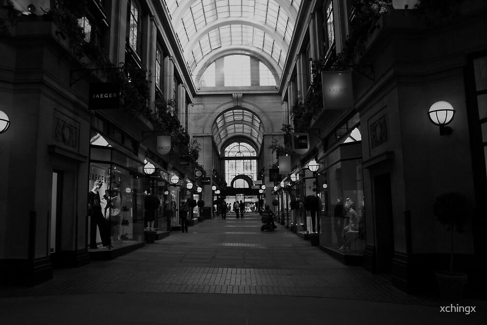 Exchange Arcade by Crystal Nunn