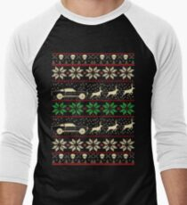 Merry Mustang Love Ugly Christmas Sweater Funny Tshirt  T-Shirt