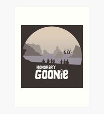 Honorary Goonie Art Print