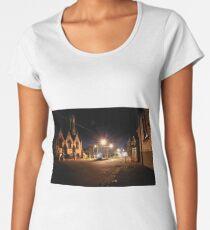 Launceston Nightscape Women's Premium T-Shirt