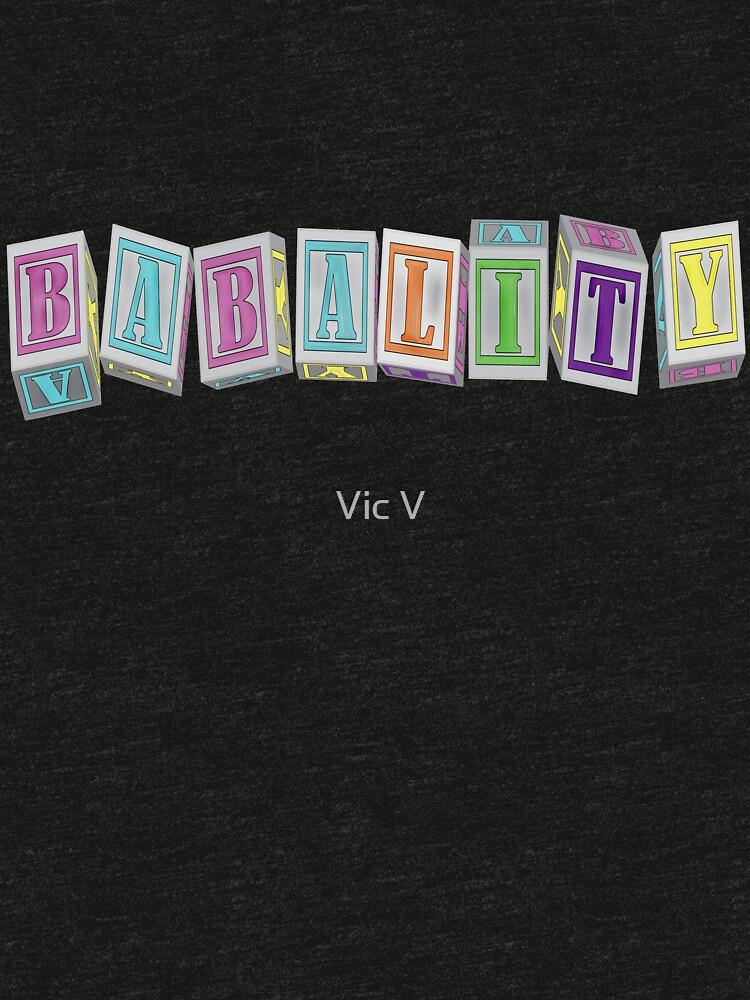Babality! by vicmvarela