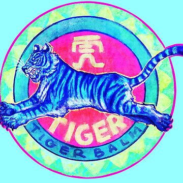 Tiger Balm Blue by the-fairweather
