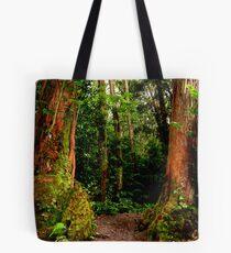 Manoa Falls Trail Tote Bag