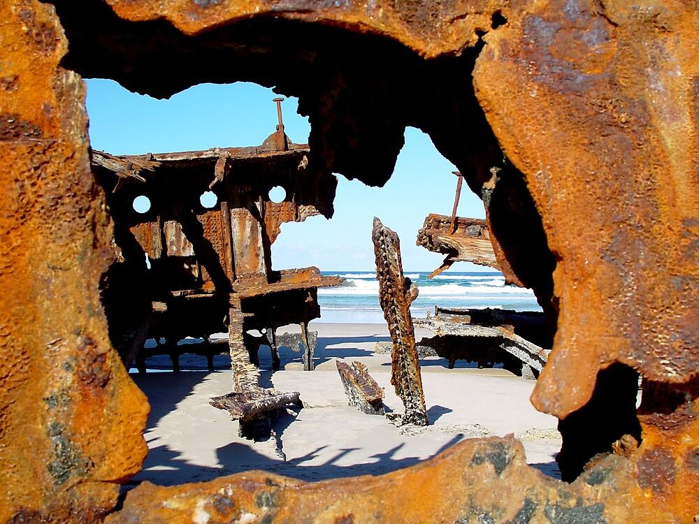 Shipwreck by Chris Filer