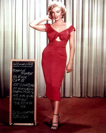 Marilyn Monroe Celebrity  by prodesigner2
