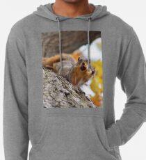 Squirrel Meme Lightweight Hoodie