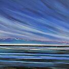 Tasman in Blue  by Rowi