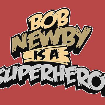 bob newby - the whole damn world right now. by kudaparega