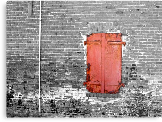 Red Door by Chris Filer