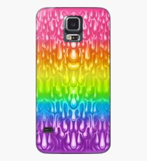 Melted Crayon Box Case/Skin for Samsung Galaxy