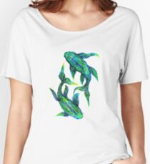 Fish Tales Women's Relaxed Fit T-Shirt