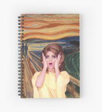 Cuaderno de espiral Carrera de arrastre de Rupaul - Alyssa Edwards - El grito