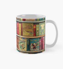 A Daydreamer's Book Shelf Classic Mug