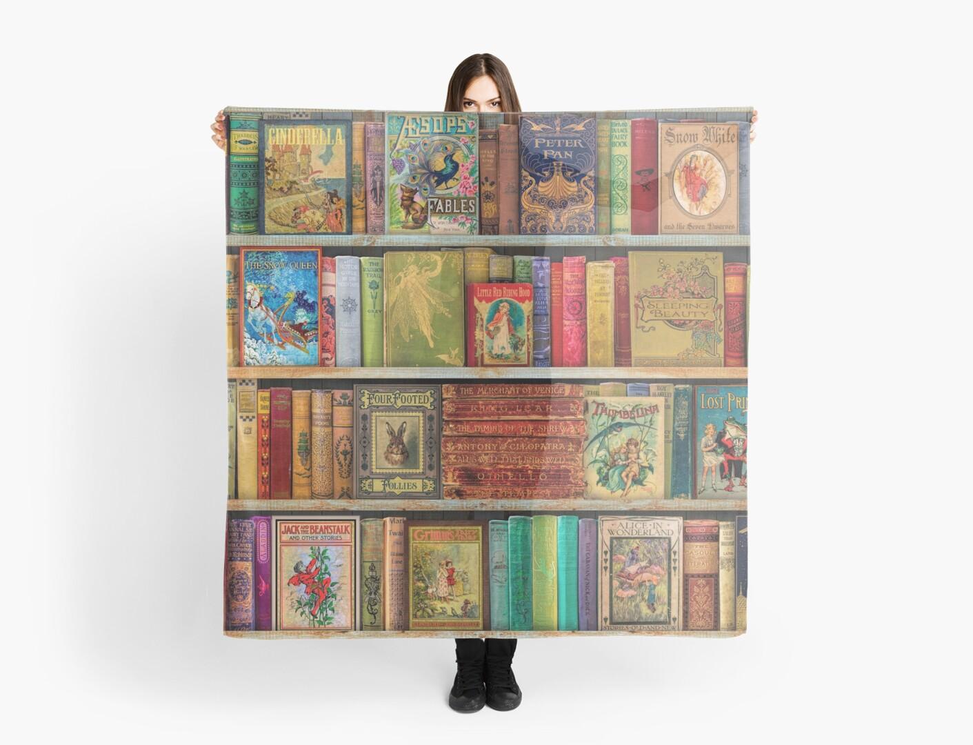 A Daydreamer's Book Shelf by Aimee Stewart