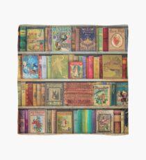 A Daydreamer's Book Shelf Scarf