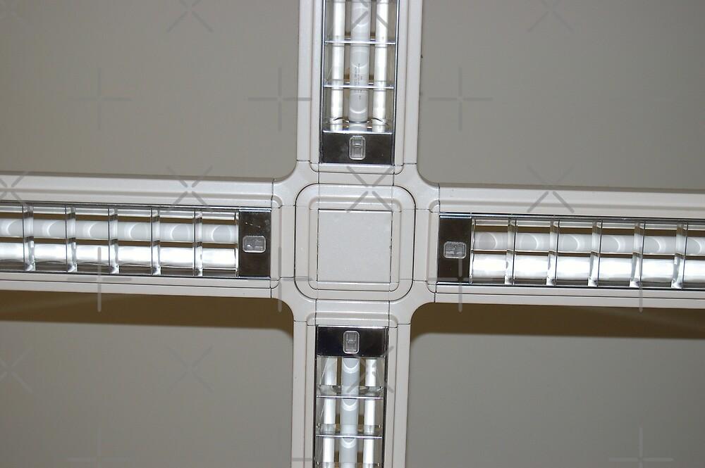 Light cross by monica palermo