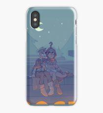 Peaceful Night iPhone Case/Skin