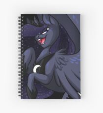 Princess Luna Spiral Notebook