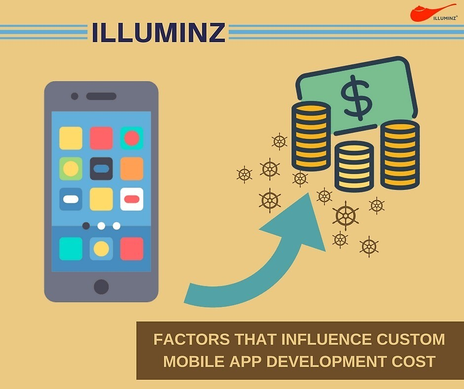 Factors that Affecting your Mobile App Development Pricing by sonyilmsimons