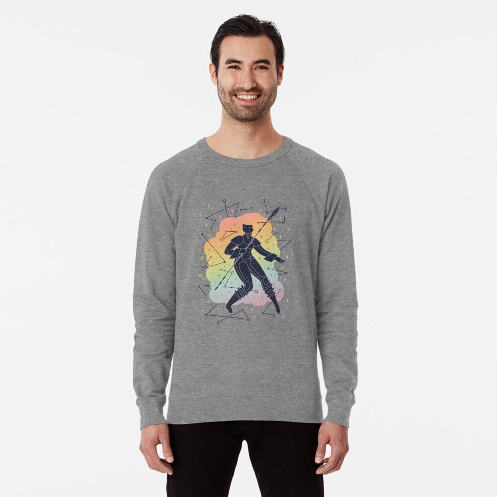 Rainbow Warrior Lightweight Sweatshirt