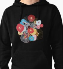 Abstract colorful pattern  Pullover Hoodie