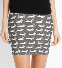 Cute Jack Russell Terrier Mini Skirt