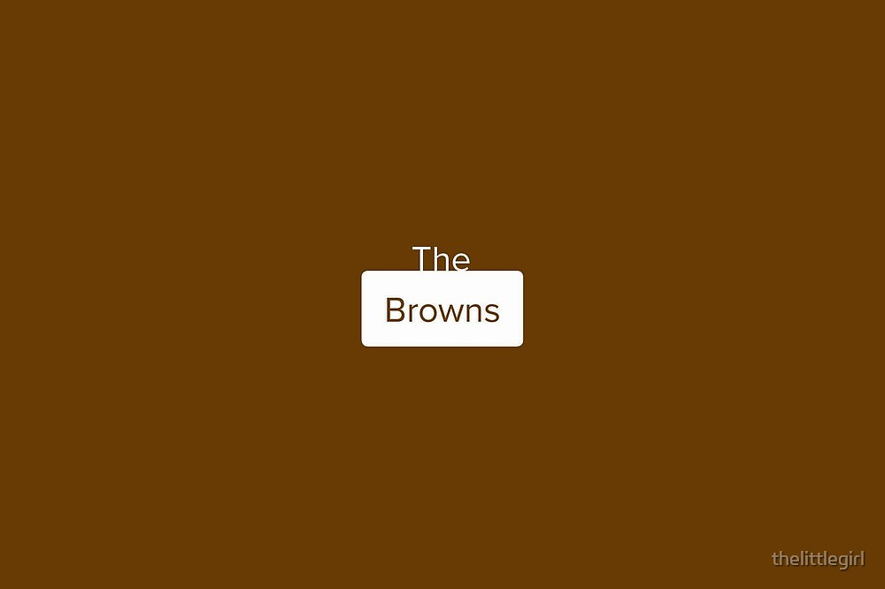 The Browns by thelittlegirl
