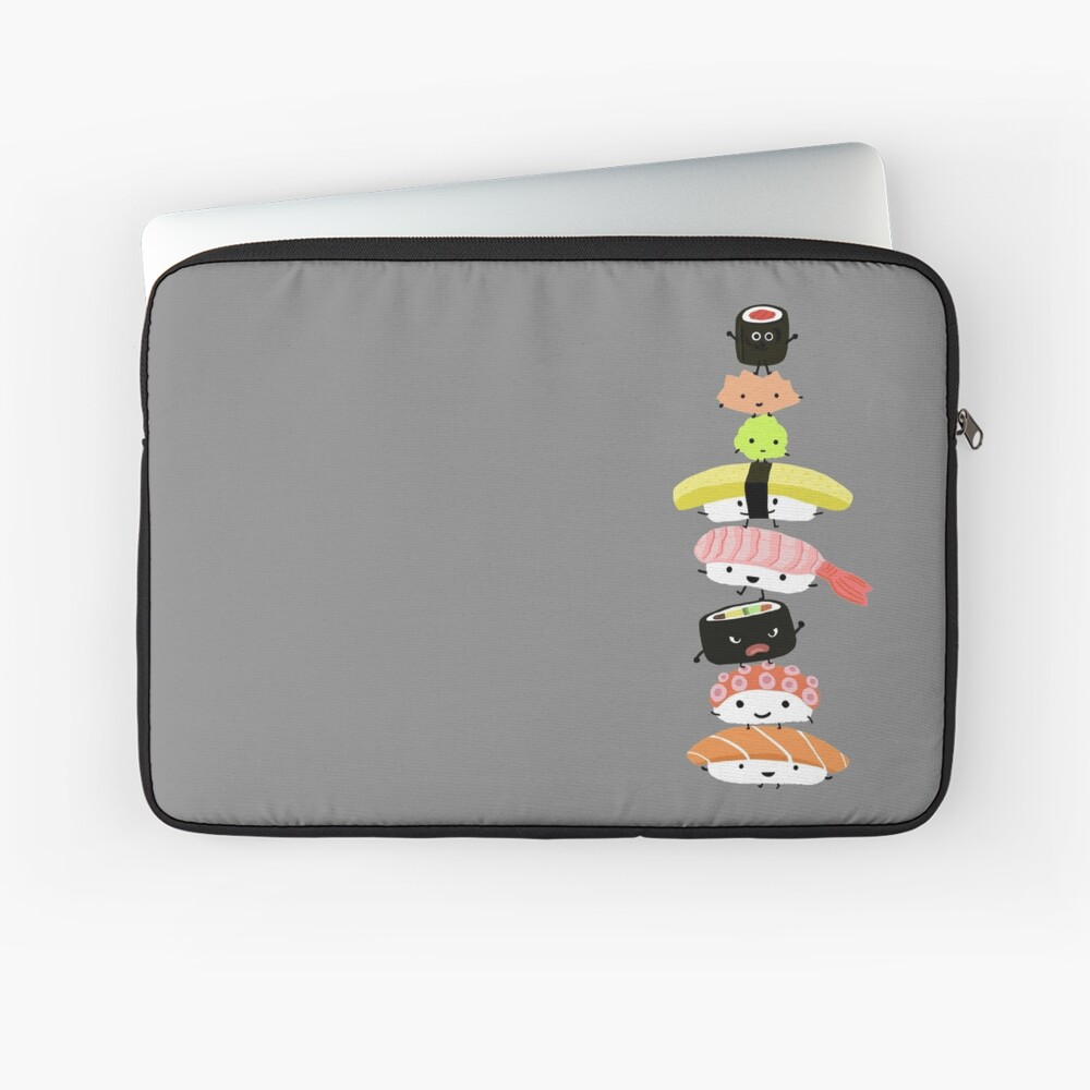 Sushi Stack Laptop Sleeve