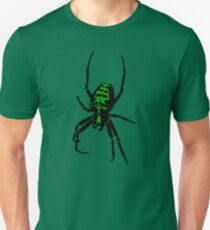 Spider - Green T-Shirt
