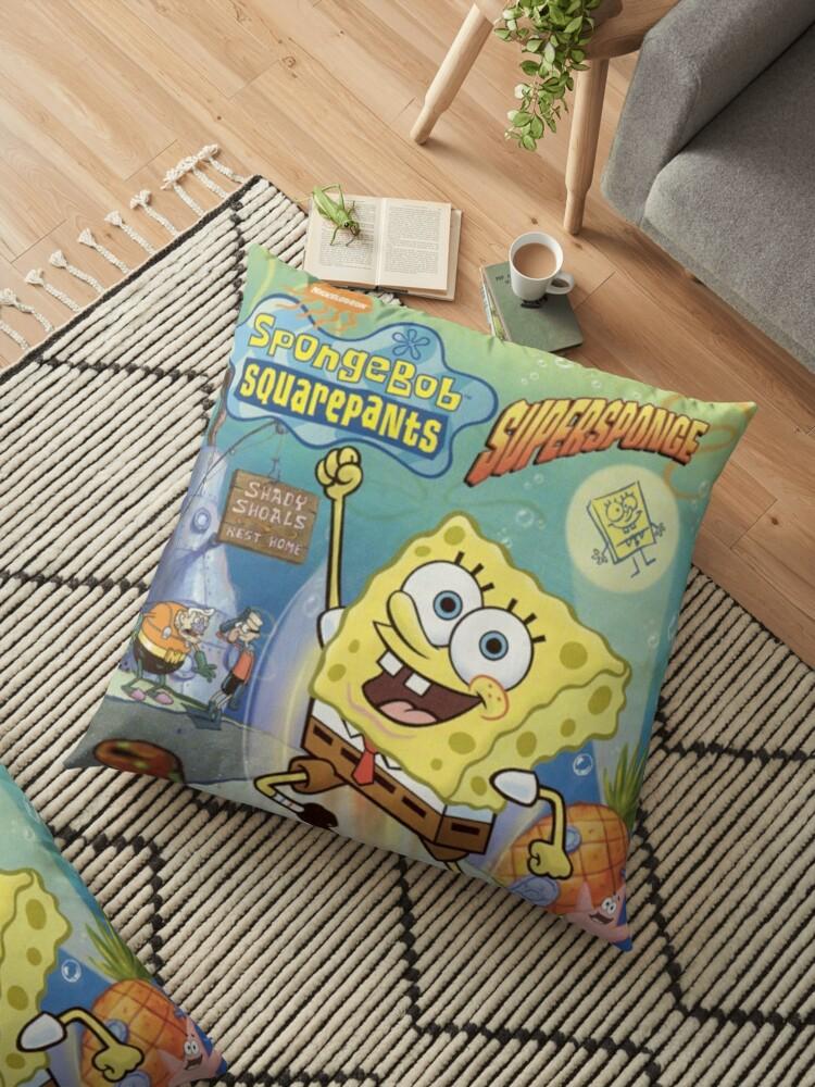 spongebob squarepants supersponge