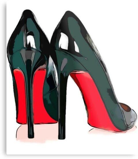 b1ba12377a7 I love Red Bottom Heels! Louboutin Heels