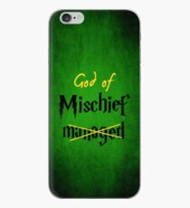 God of Mischief iPhone Case