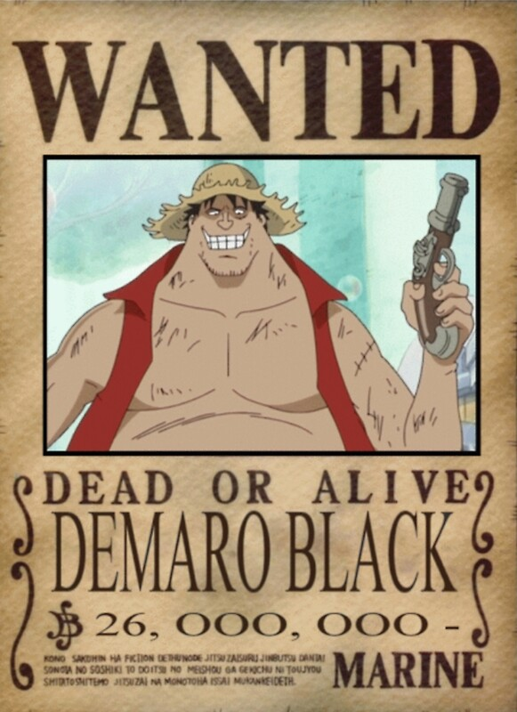 Wanted luffy fake one piece art prints by yass 92 redbubble - One piece wanted luffy ...