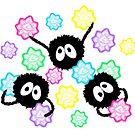 Soot Sprite Candy Party by Penelope Barbalios