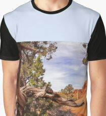 Unique desert beauty at Kodachrome Park in Utah Graphic T-Shirt