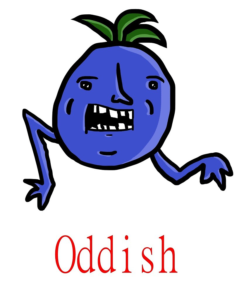 Oddish by ssbmjacks