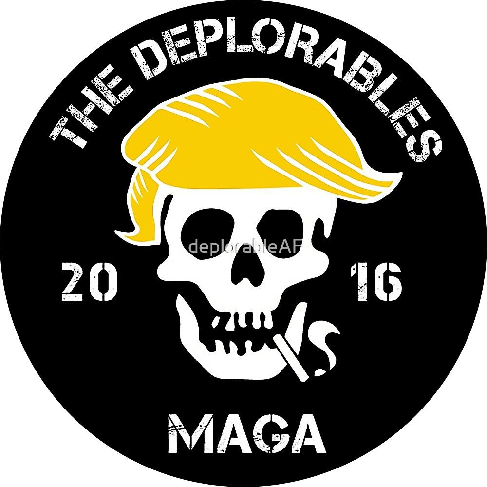 The Deplorables by deplorableAF