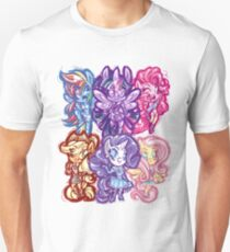 My Little Pony FiM Chibis T-Shirt