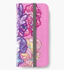 My Little Pony FiM Chibis iPhone Wallet/Case/Skin