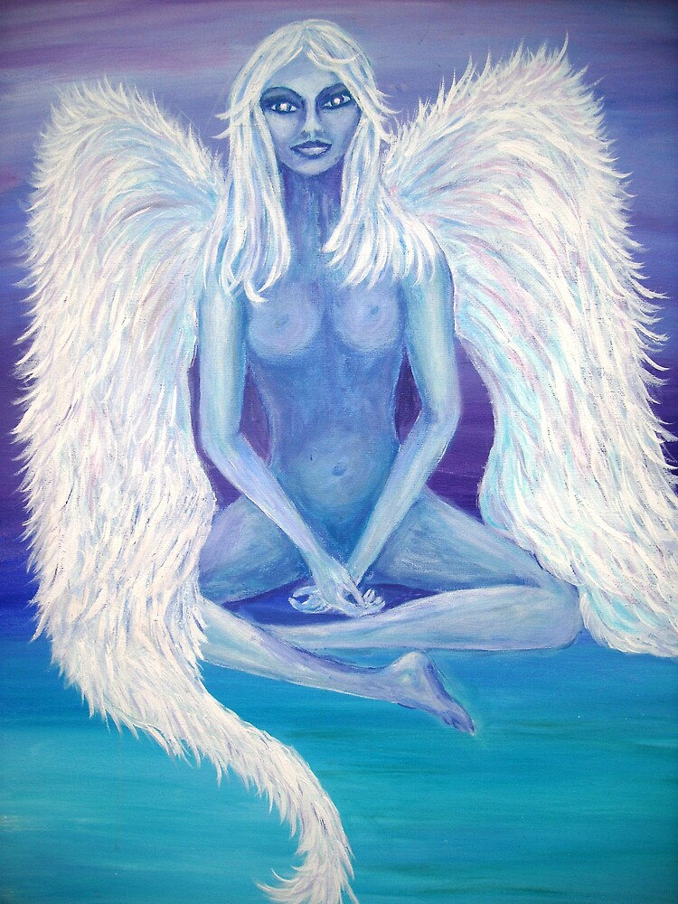 ANGEL OF LIGHT by Rhonda Harman