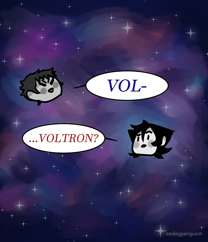 """I say """"vol"""" you say """"tron""""! by smileypenguinh"""