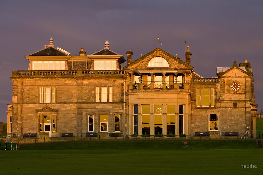 Home of Golf, St.Andrews, Scotland by nezihc
