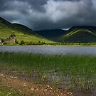 Kilchurn Castle by Cliff Williams
