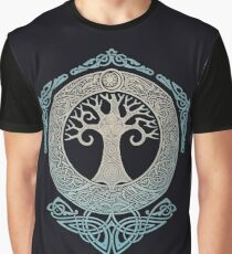 Camiseta gráfica YGGDRASIL.TREE OF LIFE.